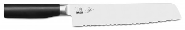 KAI SHUN KAMAGATA Brotmesser 23,0 cm Wellenschliff TMK-0705