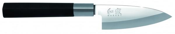 Kai Wasabi black Deba Messer 6710D - 10,5 cm