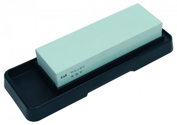 Kombinationschleifstein AP-0305 25,2 x 9,4 x 5,0 cm, Körnung 400/1000